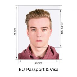 EU Passport Photo | EU Visa Photo