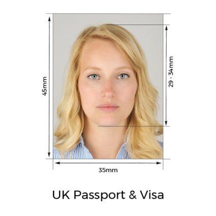 UK Passport Photo