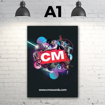 A1 Poster Printing
