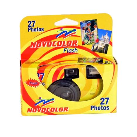 Colour Single Use Film Camera – 27 Shoots