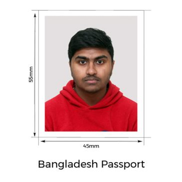 Bangladesh Passport Photo