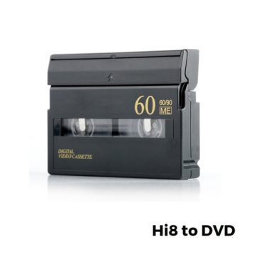 Hi8 to DVD Transfer | Convert Hi8 to DVD Digital