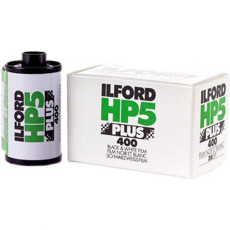 Ilford HP5 Plus 400 Black and White Film