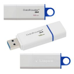 Kingston DataTravel G4 16GB USB 3.1/3.0/2.0