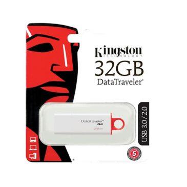 Kingston DataTravel G4 32GB USB 3.1/3.0/2.0