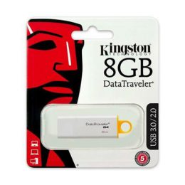 Kingston DataTravel G4 8GB USB 3.1/3.0/2.0
