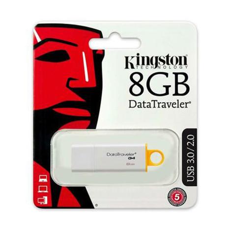 Kingston DataTravel G4 8GB USB 3.1/3.0/2.0