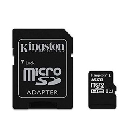 Kingston MicroSDHC SDC4 16GB