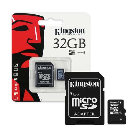Kingston MicroSDHC SDC4 32GB