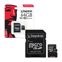 Kingston MicroSDHC SDC4 64GB