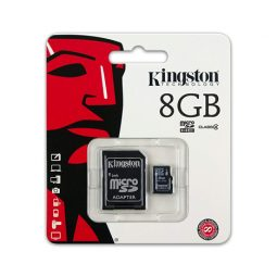 Kingston MicroSDHC SDC4 8GB
