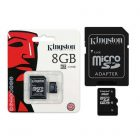 Kingston MicroSDHC SDC4 8GB