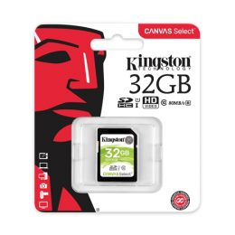 Kingston SDHC SDS 32GB UHS-I U1 / Class10