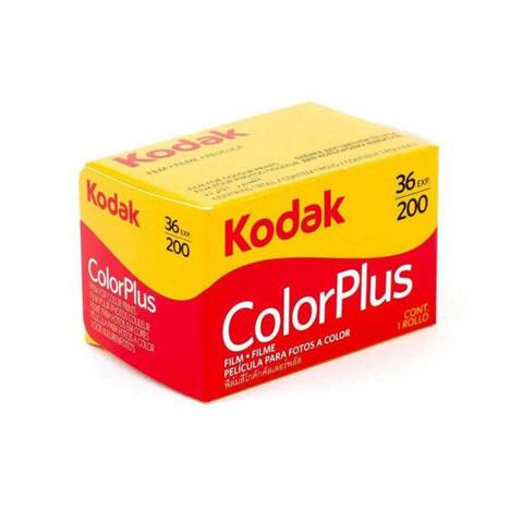 Kodak ColorPlus 200 Film