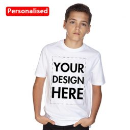 Kid's Personalised T Shirts | Create Your Custom T-Shirts