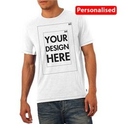 Man's Personalised T Shirts | Create Your Custom T-Shirts