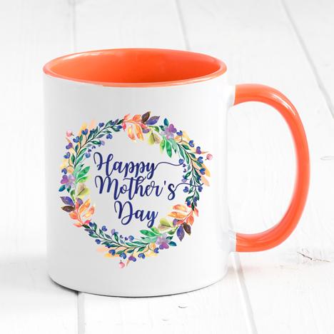 Personalised Colour Mug