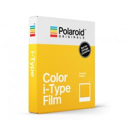 Polaroid Color i-Type Film | 8 Photos