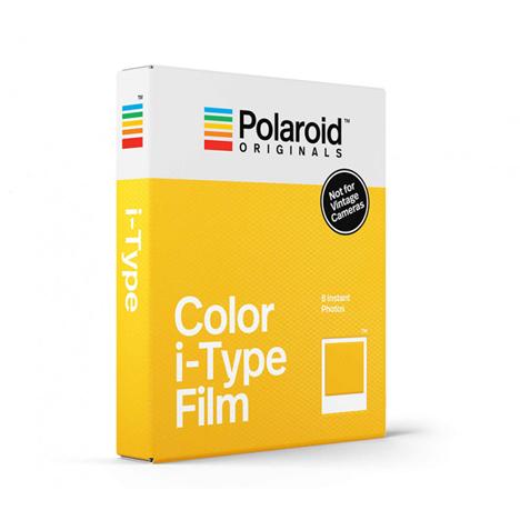 Polaroid Color i-Type Film | 8 Photos