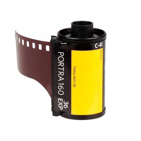Kodak Professional Portra 160 Film