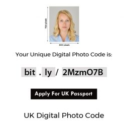 UK Digital Photo Code