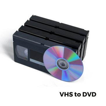 VHS to DVD Transfer | Convert VHS to DVD Digital
