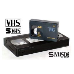 VHSC to DVD Transfer | Convert VHSC to DVD