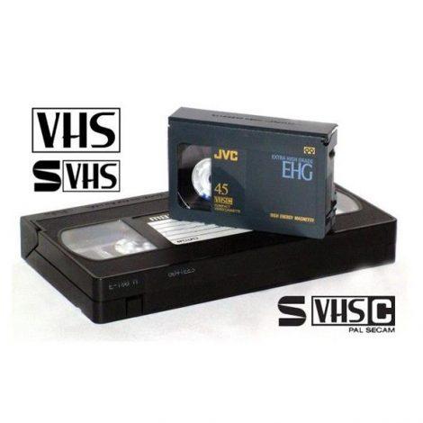VHSC to DVD Transfer | Convert VHSC to DVD