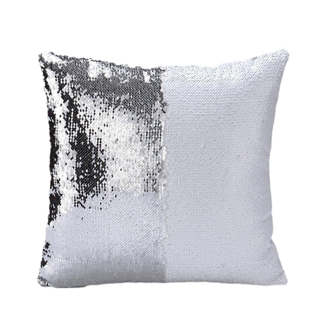 Personalised Sequin Cushion Cover