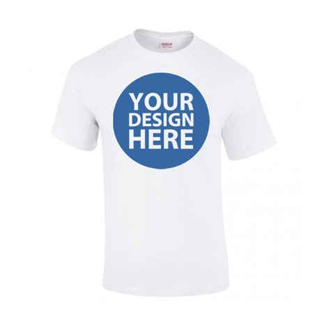 Personalised T-Shirt Printing | Custom T-Shirts