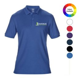 Personalised Polo T-Shirt Printing | Custom Polo T-Shirts