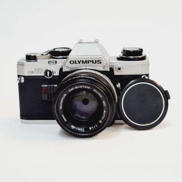 Olympus CM-10 + MC Zuiko 50mm f/1.8