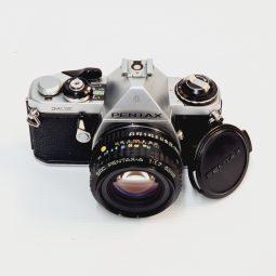 Pentax ME + SMC Pentax 50mm f/1.7