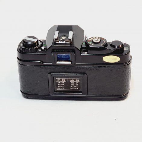 Chinon CE-4s + Pentax 50mm f/1.7
