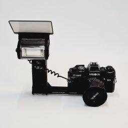 Minolta X700 + Minolta MD 28 f/2.8