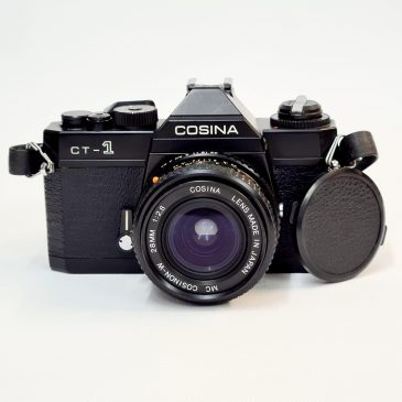 Cosina CT-1 + MC Cosinon 28mm f/2.8
