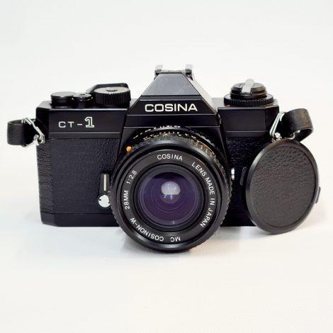 Cosina CT-1 + MC Cosinon 28mm f/2.8
