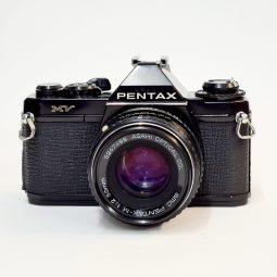 Pentax MV + SMC Pentax 50mm f/2