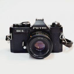 Petri GX-1 + Petri 50mm f/2