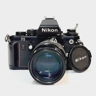 Nikon F3 + Nikkor 135mm f/2.8 Ai