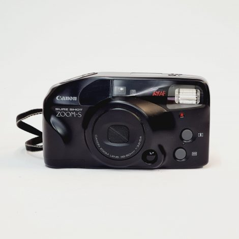 Canon Sure Shot Zoom-S + Case