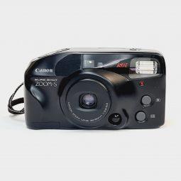 Canon Sure Shot Zoom-S + Case