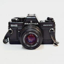 Praktica BMS + Pentacon 50mm f/1.8