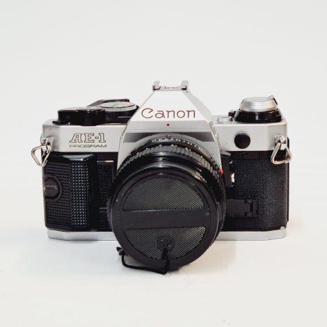 Canon AE-1 Program + Canon FD 50mm f/1.4
