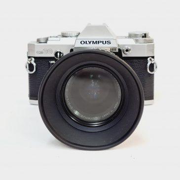 Olympus OM-30 + Zuiko 35-70mm f/4