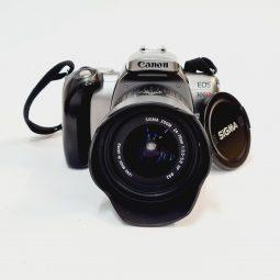 Canon EOS 300X + Sigma 24-70mm