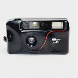 Nikon RF10 with 34mm Lens