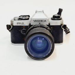 Yashica FX-D Quartz + Tamron 35-70mm