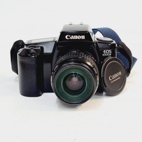 Canon 1000F  + Canon EF 35-80mm