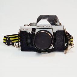 Praktica MTL-3 + Pentacon 50mm F1.8